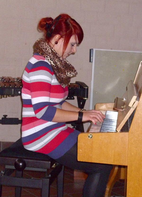 Vanessa. Musikschule Sborowski
