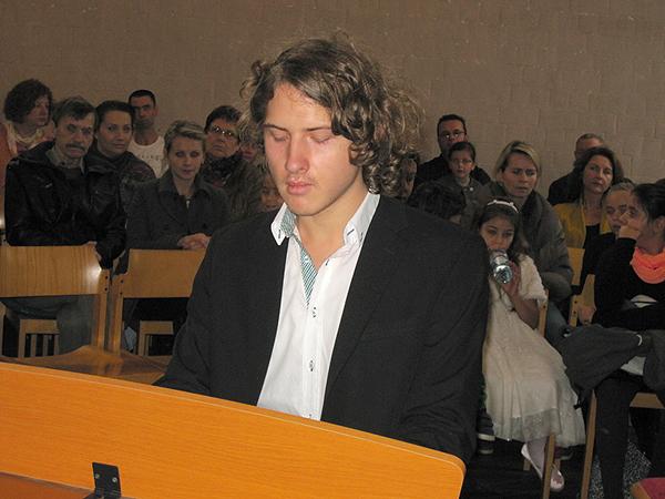 Daniel. Musikschule Sborowski